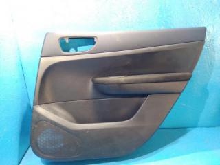 Запчасть обшивка двери задняя правая Peugeot 307