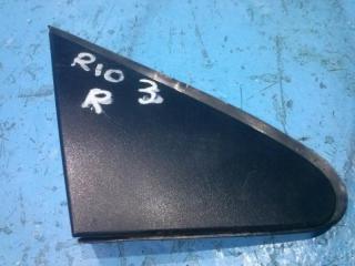 Запчасть накладка крыла передняя правая Kia Rio 3