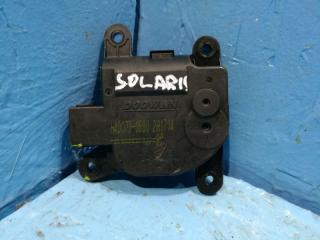 Запчасть моторчик заслонки печки Hyundai Solaris