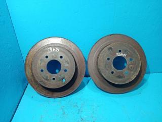 Запчасть диск тормозной задний Infiniti Q70 2012