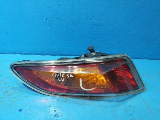 Запчасть фонарь задний левый Honda Civic