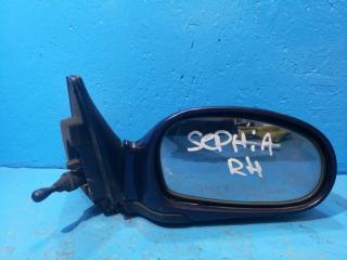 Запчасть зеркало боковое правое Kia Sephia