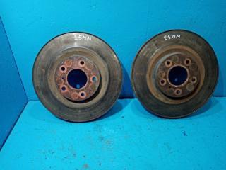 Запчасть диск тормозной передний Nissan Murano 2011