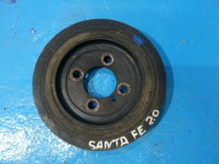 Запчасть шкив коленвала Hyundai Santa Fe Classic