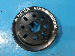 Запчасть шкив помпы Nissan Almera