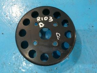 Запчасть шкив помпы Kia Rio 3