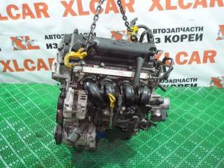 Запчасть двигатель Hyundai Solaris