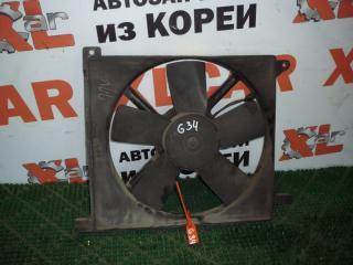 Запчасть вентилятор охлаждения радиатора Daewoo Espero