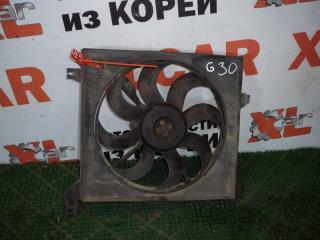 Запчасть вентилятор охлаждения радиатора Hyundai Elantra