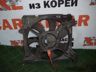 Запчасть вентилятор радиатора кондиционера Hyundai Elantra