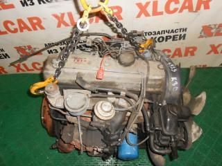 Запчасть двигатель Hyundai Galloper