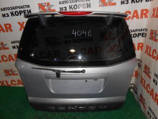 Дверь багажника задняя SsangYong Rexton