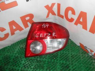 Запчасть задний фонарь задний правый Hyundai Getz