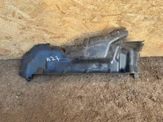 Запчасть пыльник радиатора передний правый Peugeot 308 2009