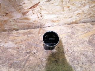 Запчасть дефлектор воздушный Peugeot 308 2009