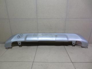 Запчасть накладка заднего бампера BMW X1