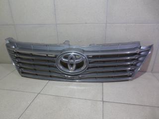 Запчасть решетка радиатора Toyota Camry