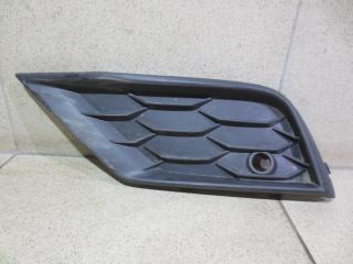 Запчасть решетка в бампер правая Volkswagen Tiguan