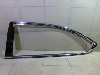Запчасть накладка стекла заднего левого Lexus LS460