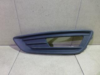 Запчасть решетка в бампер левая Ford Focus