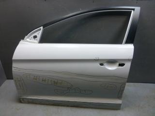Запчасть дверь передняя левая Hyundai Elantra