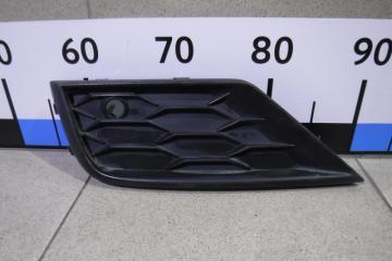 Запчасть решетка в бампер левая Volkswagen Tiguan