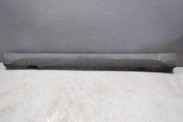 Запчасть накладка на порог (наружная) BMW X1