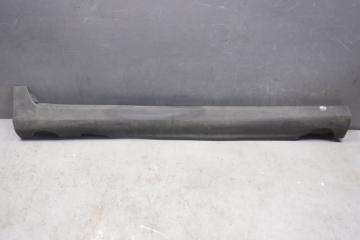 Запчасть накладка на порог (наружная) Volvo XC60