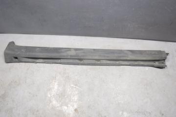 Запчасть накладка на порог (наружная) Volvo XC90
