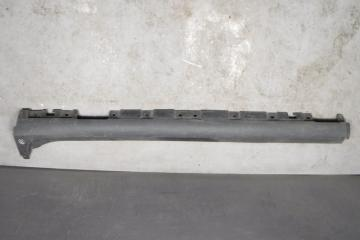 Запчасть накладка на порог (наружная) BMW X4