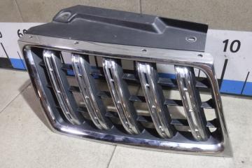 Запчасть решетка радиатора левая Mitsubishi Pajero Sport