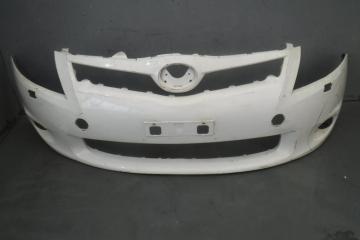 Запчасть бампер передний Toyota Auris