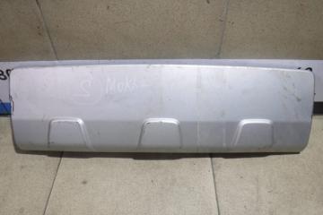 Запчасть накладка заднего бампера Opel Mokka