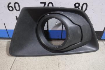 Запчасть решетка в бампер левая Ford EcoSport