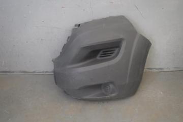 Запчасть накладка переднего бампера левая Fiat Ducato