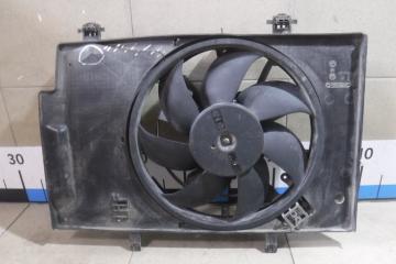 Запчасть вентилятор радиатора Ford Fiesta