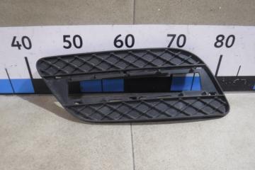 Запчасть решетка в бампер левая Mercedes-Benz M-class