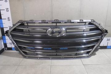 Запчасть решетка радиатора Hyundai Elantra