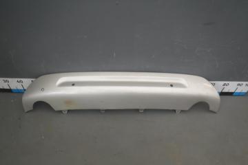 Запчасть накладка заднего бампера Volvo XC70