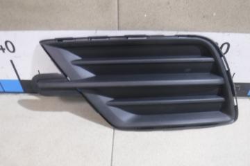 Запчасть решетка в бампер левая Volkswagen Caddy