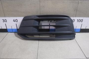Запчасть решетка в бампер левая Audi Q5