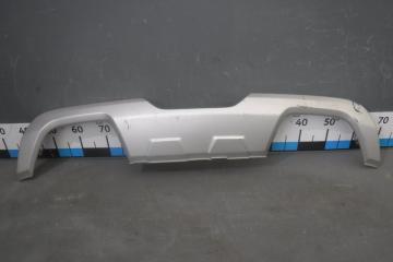 Запчасть накладка заднего бампера Lada Vesta SW Cross