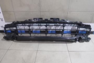 Запчасть решетка в бампер центральная BMW X2