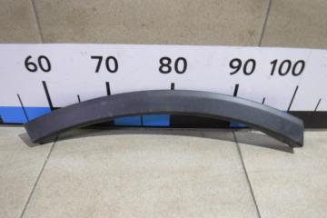 Запчасть накладка переднего бампера левая Toyota RAV4