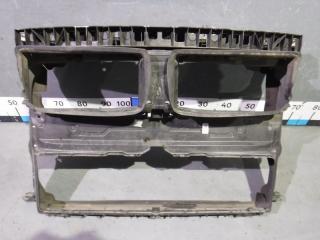 Запчасть воздухозаборник (наружный) BMW X1