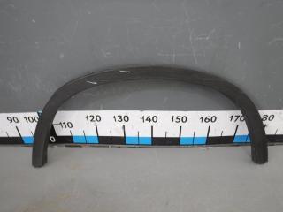 Запчасть накладка заднего крыла левого BMW X1