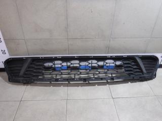 Запчасть решетка в бампер центральная Kia CEED
