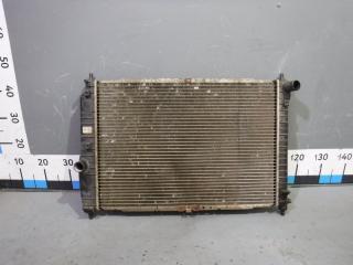 Запчасть радиатор основной Chevrolet Aveo