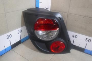 Запчасть фонарь задний левый Chevrolet AVEO