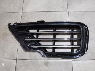 Запчасть решетка в бампер левая Volkswagen TOUAREG